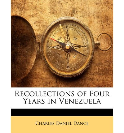 Download gratuito di audiolibri in inglese Recollections of Four Years in Venezuela PDF DJVU FB2 by Charles Daniel Dance 1143222687