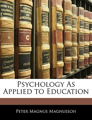 Online ebooks descarga gratuita pdf Psychology as Applied to Education en español PDF DJVU