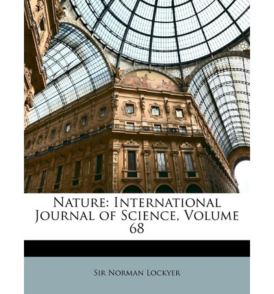 Nature : International Journal of Science, Volume 68