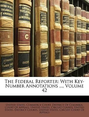 Ebook herunterladen italiano pdf The Federal Reporter : With Key-Number Annotations ..., Volume 42 PDF FB2 iBook