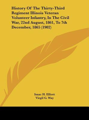 History of the Thirty-Third Regiment Illinois Veteran Volunteer Infantry, in the Civil War, 22nd August, 1861, to 7th December, 1865 (1902)