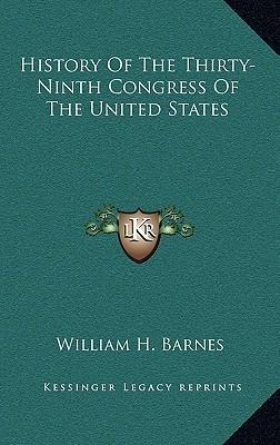 An introduction to the history of the congress of the united states