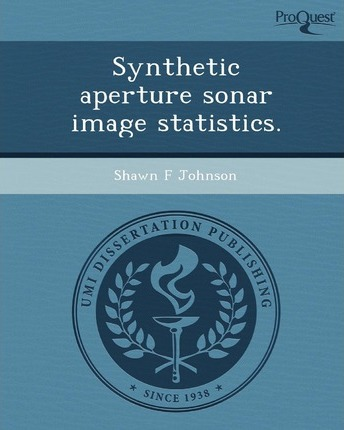 Synthetic Aperture Sonar Image Statistics