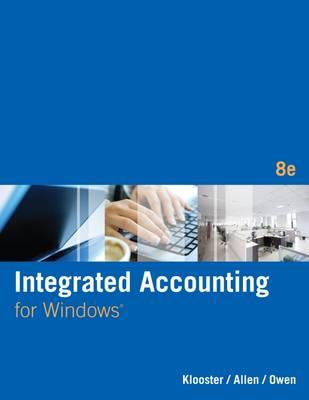 inegrated accounting Integrated accounting solutions, waterloo, iowa 30 likes we offer year-round, full-service tax preparation, bookkeeping and consulting solutions.