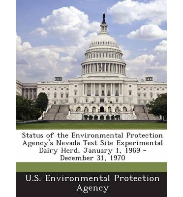 Status of the Environmental Protection Agency's Nevada Test Site Experimental Dairy Herd, January 1, 1969 - December 31, 1970