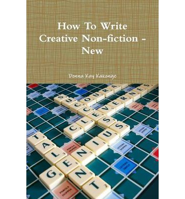 how to write creative nonfiction