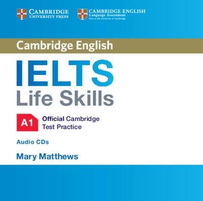 29aebab14 Download book IELTS Life Skills Official Cambridge Test Practice A1 Audio  CDs (2)