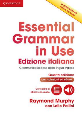 Results for raymond murphy book depository essential grammar in use book with answers and interactive ebook italian edition fandeluxe Image collections