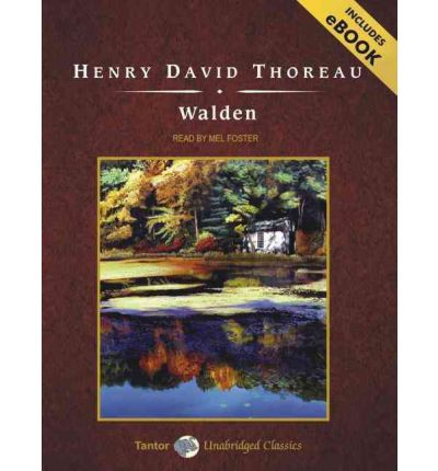 critical essays on henry david thoreau walden Walden, in fullwalden or, life in the woods, series of 18 essays by henry david  thoreau, published in 1854 an important contribution to new england.