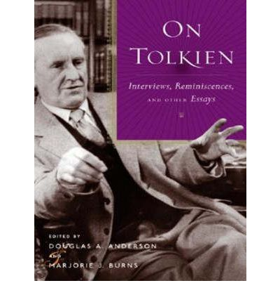 essay on tolkien In addition to her books, for more than three decades flieger has contributed insightful and thought-provoking essays to a disparate array of volumes devoted to tolkien's work: tolkien's legendarium (2000), which she co-edited the blackwelder festschrift, the lord of the rings, 1954–2004.
