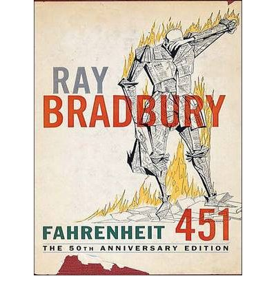 an analysis of fahrenheit 451 a novel by ray bradbury 6 days ago  in the futuristic novel fahrenheit 451, the author, ray bradbury,  many people  do not agree with this and they try hard to keep books alive,.
