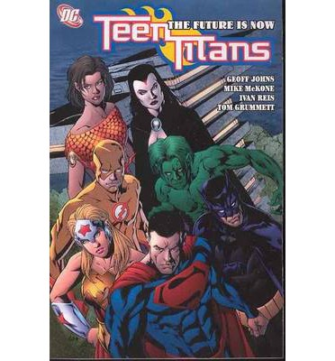 Teen Titans: Future is Now Volume 4