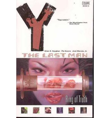 Y: The Last Man-Ring of Truth Vol 5