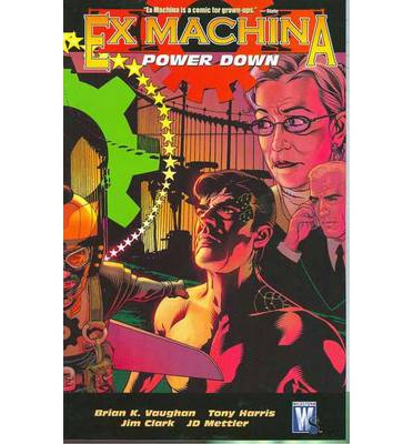 Ex Machina: Power Down Volume 6