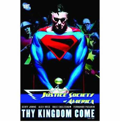 JSA: Thy Kingdom Come Vol. 2, Part 1