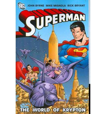 Superman: World of Krypton