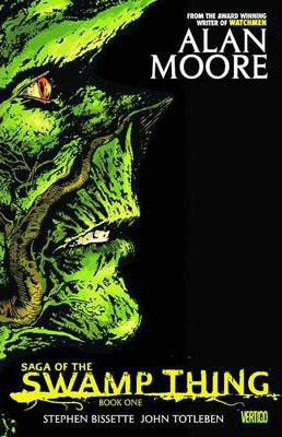 Saga of the Swamp Thing: Book 01