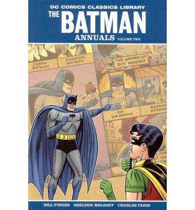 DC Library: The Batman Annuals Volume 2