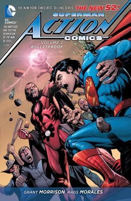 Superman Action Comics: Bulletproof (the New 52) Volume 2