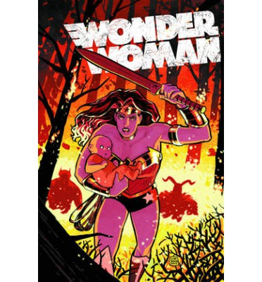 Wonder Woman: Iron Volume 3