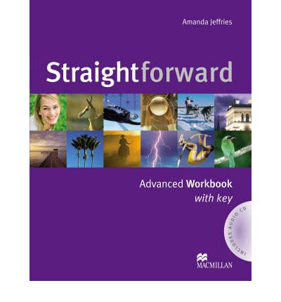 Straightforward Advanced : Workbook   Key Pack