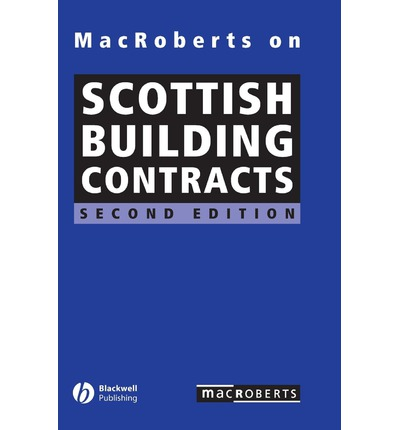 MacRoberts on Scottish Building Contracts