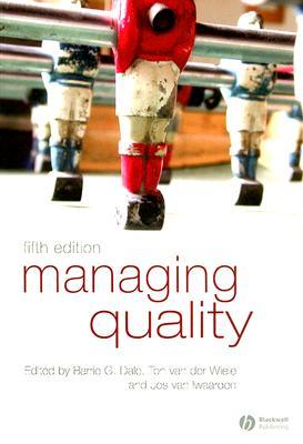 Managing Quality : Integrating the Supply Chain by S. Thomas Foster (2016,...