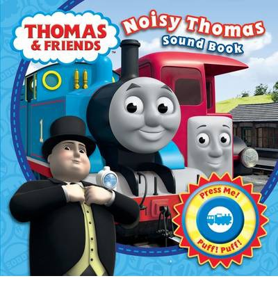 Thomas & Friends Noisy Thomas! Sound Book