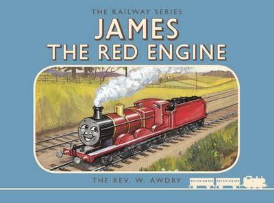 Thomas the Tank Engine the Railway Series: James the Red Engine