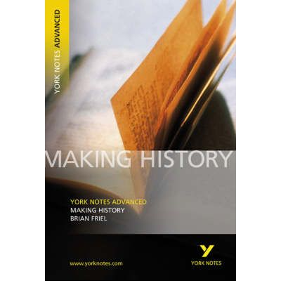 Kindle descargando libros de la computadora Making History: York Notes Advanced (Literatura española) PDF 1405835656