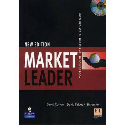 Market Leader Intermediate Coursebook/Multi-Rom Pack