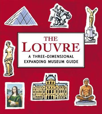 The Louvre: A Three-dimensional Expanding Pocket Guide