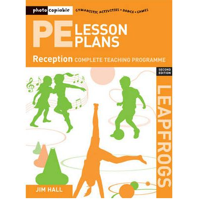 PE Lesson Plans Year R