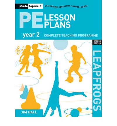 PE Lesson Plans Year 2