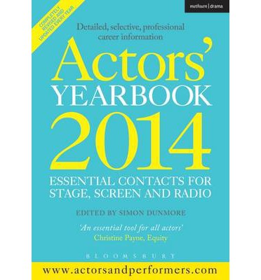 Actors' Yearbook 2014