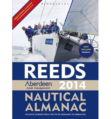 Reeds Aberdeen Asset Management Nautical Almanac 2014