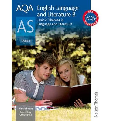 Aqa english lit b coursework