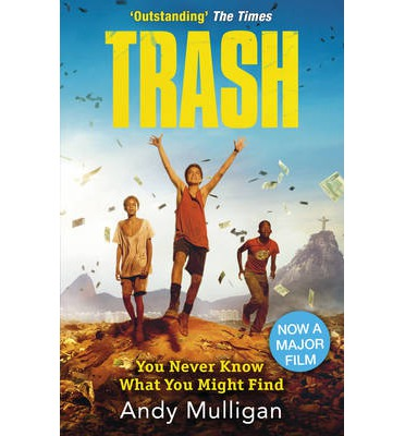 trash andy mulligan essay An excellent year 7 resource on the novel trash, by andy mulligan, which introduces them to writing a literary response using pee and peek paragraphs / students engage with the socio-economical issues effecting the lives of those around the wo.