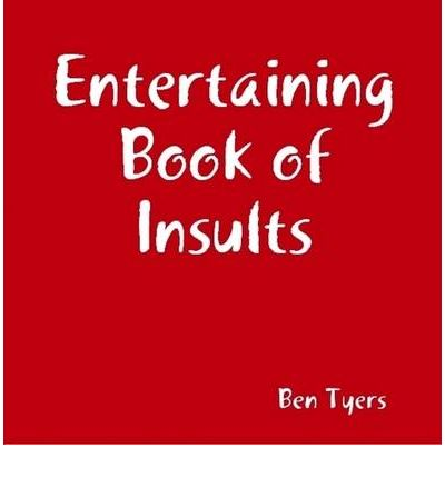 AND COMEBACKS BOOK INSULTS