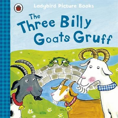 Image result for three billy goat gruff book cover