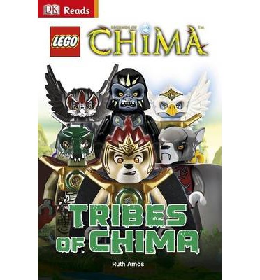 LEGO Legends of Chima Tribes of Chima