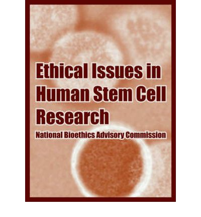 ethical issues of stem cell research essay The key controversial issue is the determination of moral and legal status of   concept of embryonic stem cell research and contentious issues associated with  it.