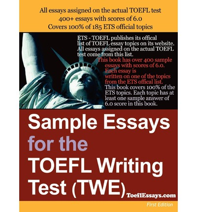 toefl essay samples testmagic toefl essay sample test prep