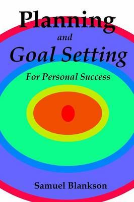book goal personal planning setting success