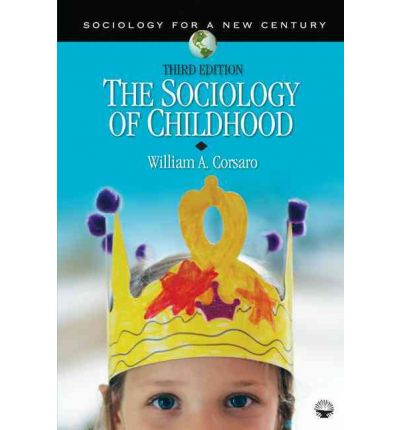 childhood sociology and children The sociology of childhood is highly recommended for use as the core text in courses on the sociology of children and childhood, as well as for parents, teachers, and other adults interested in the social lives and development of children.