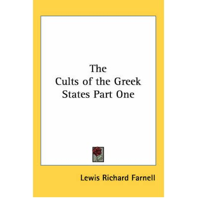The Cults of the Greek States Part One