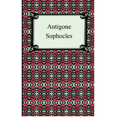 """the conflicts between antigone and creon in sophocles antigone Pdf 