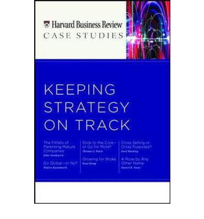 Answers to harvard business school case studies