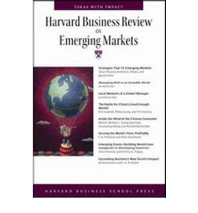 how to win emerging market (harvard business review) essay Winning in emerging markets serves as a playbook for measuring a market how to win in a world of 20 out of 5 stars get the harvard business review.