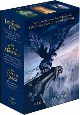 "Percy Jackson and the Olympians: ""The Lightning Thief"" WITH ""The Sea of Monsters"" AND ""The Titan's Curse"""